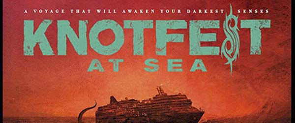 Slipknot anuncia Knotfest At Sea