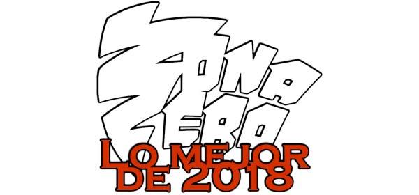 LO MEJOR DE 2018