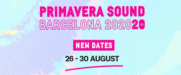 El Primavera Sound aplaza su edición a agosto