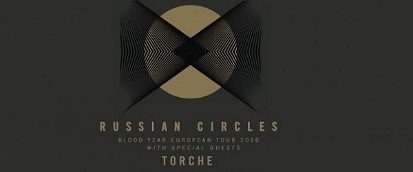 Se acerca la gira española de Russian Circles y Torche