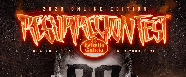 El Resurrection Fest anuncia un festival benéfico en streaming