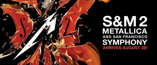 """Fecha y trailer para el """"S&M2"""" de Metallica"""