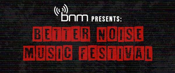 Better Noise Music Festival en streaming