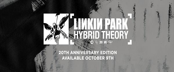 """Linkin Park lanzarán la edición especial de """"Hybrid Theory"""" en octubre"""