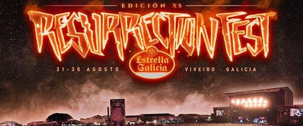 Resurrection Fest presenta su edición XS