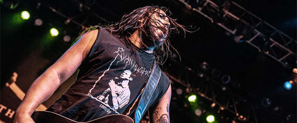 Fallece Jay White, bajista de The Agony Scene