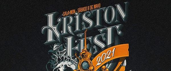 Kristonfest desvela el cartel de su próxima edición