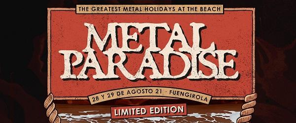 Metal Paradise anuncia festival para este mismo verano