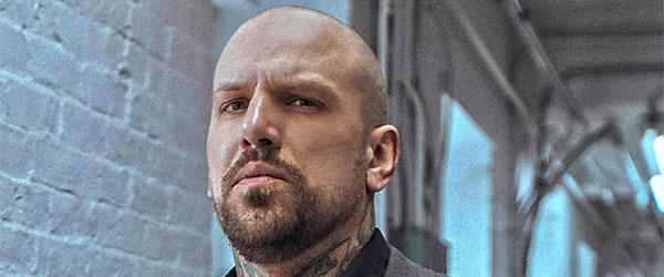 """Daniel """"DL"""" Laskiewicz es el nuevo cantante de Bad Wolves"""