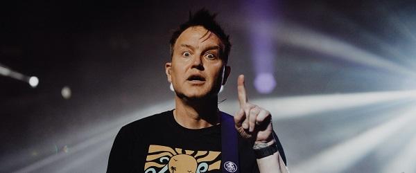 Mark Hoppus (Blink-182) revela que tiene cáncer