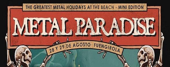 Habrá bandas internacionales en el Metal Paradise Fest 2021