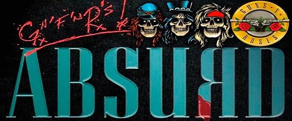 "Guns N´Roses estrenan ""Absurd"", su primer tema en 13 años"