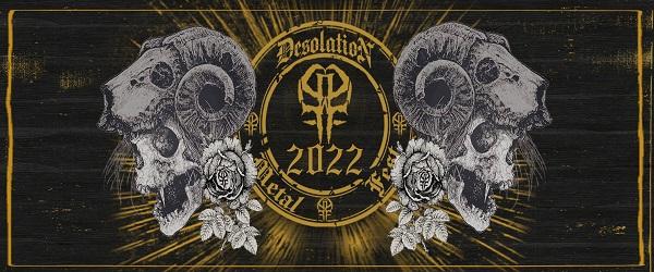 El Desolation Metal Fest regresa con el anuncio completo de su cartel