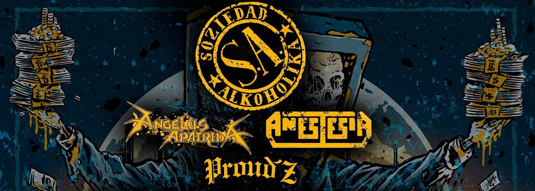 Vitoria reunirá lo mejor del metal y hardcore nacional